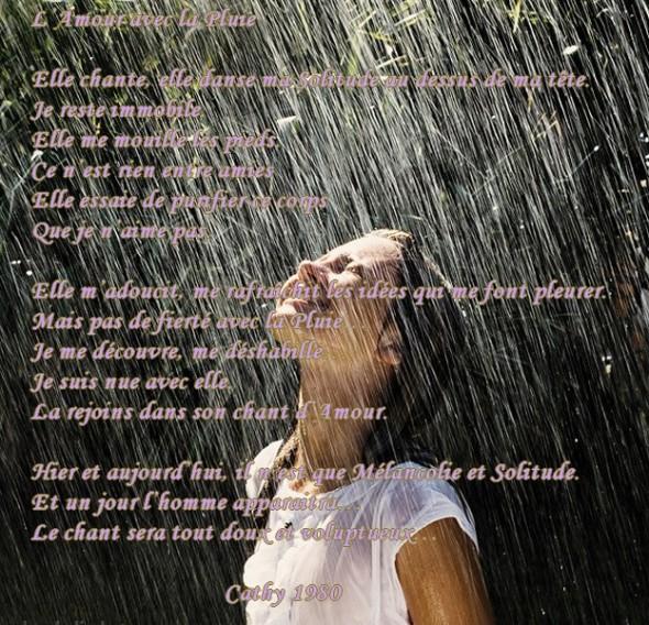 L Amour avec la pluie